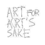 ART FOR ARTS'SAKE